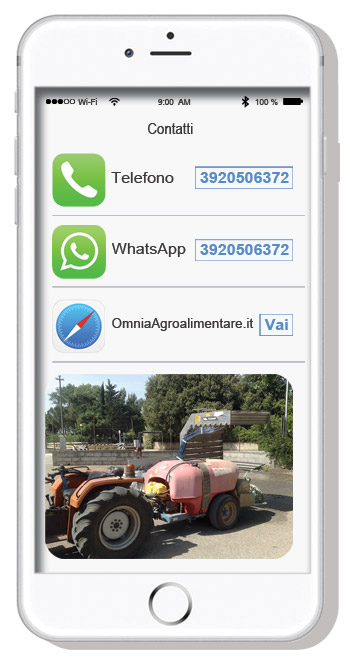 I contatti di OmniaAgroalimentare.it
