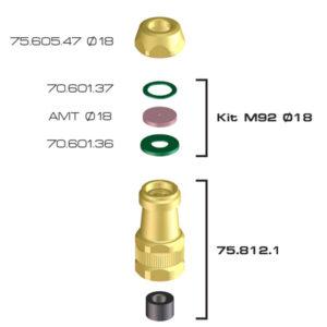 spray kit m75 braglia 3