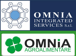 Logo Omnia Integrated Services con OmniaAgroalimentare.it